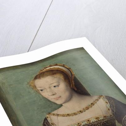 Anne de Pisseleu, Duchesse d'Etampes, c.1535-40 by Corneille de Lyon