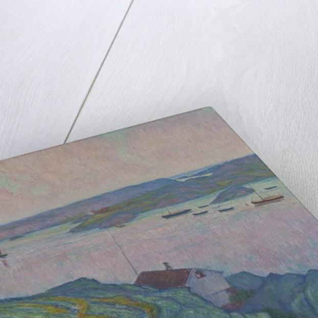 Kyrkesund, 1911 by Karl Fredrick Nordstrom