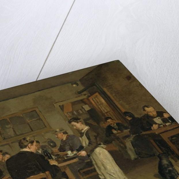 Guest House, 1879 by Ferdinand Hodler