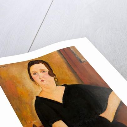 Madame Amédée 1918 by Amedeo Modigliani