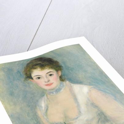 Madame Henriot by Pierre Auguste Renoir