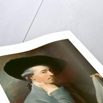 Benjamin West by Benjamin West