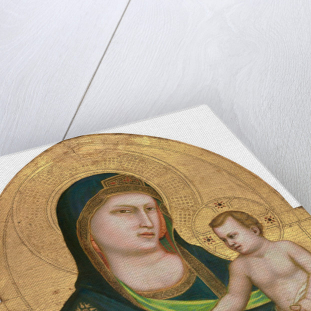 Madonna and Child by Giotto di Bondone