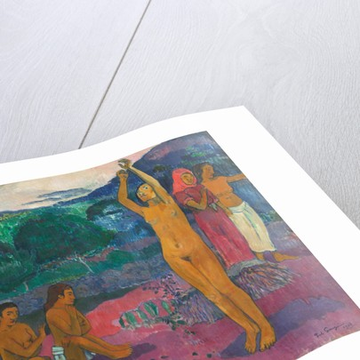 The Invocation by Paul Gauguin