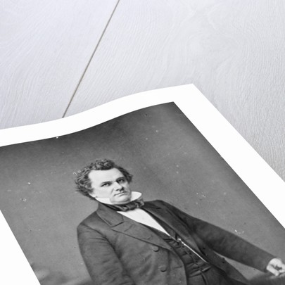 Stephen A. Douglas by American Photographer