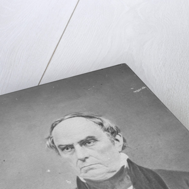 Daniel Webster by American Photographer