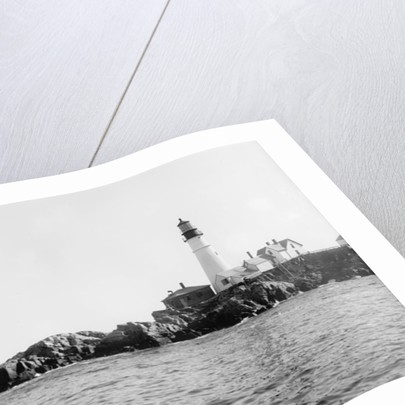 Portland Head Light, Portland, Maine by Detroit Publishing Co.