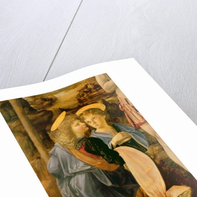 The Baptism of Christ by John the Baptist by Andrea & Vinci