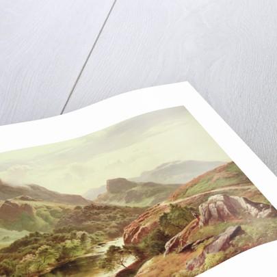 Borrowdale by Sidney Richard Percy