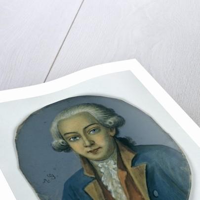 Anastasius Ludwig Mencken by German School