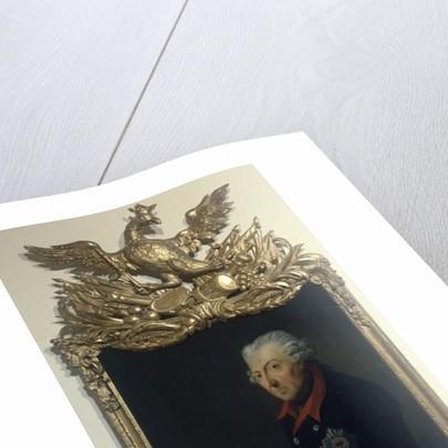 Frederick II of Prussia by J.H.C. Franke