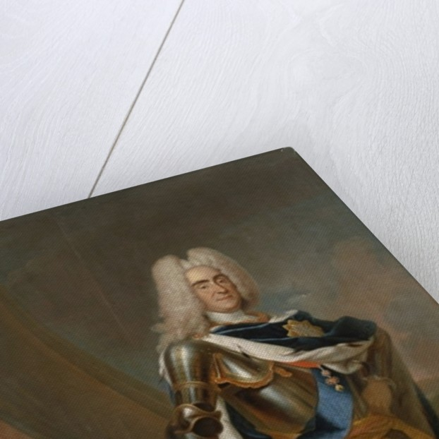 King Augustus II of Poland, before 1730 by Louis de Silvestre
