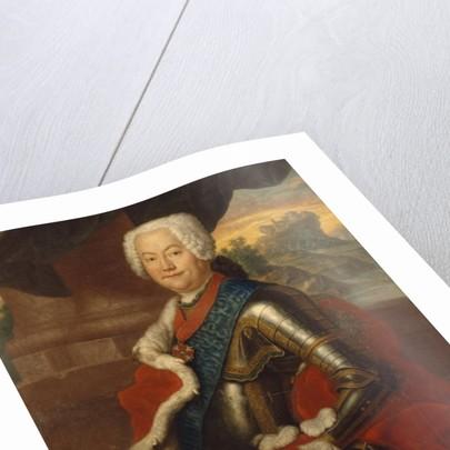 Augustus Louis, Prince of Anhalt-Kothen by German School