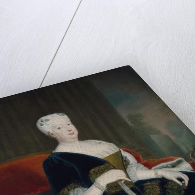 Queen Sophia Dorothea of Hanover by Georg Wenceslaus von Knobelsdorff
