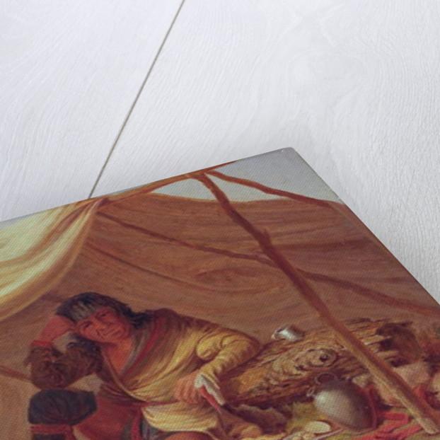 Osceola in Captivity by Captain Seth Eastman