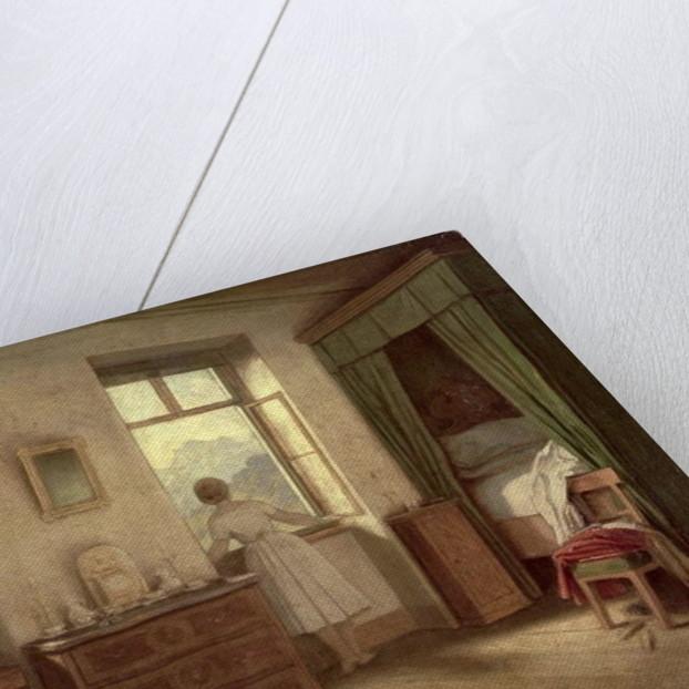The Morning Hour by Moritz Ludwig von Schwind