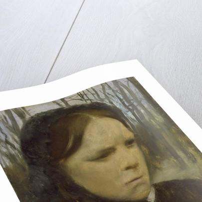 Portrait of Estelle Balfour, 1863-65 by Edgar Degas