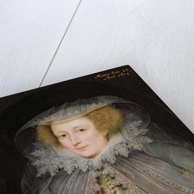 Catherine Killigrew, Lady Jermyn by Marcus Gheeraerts