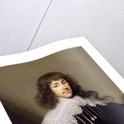 Sir Francis Godolphin by Cornelius Janssen van Ceulen