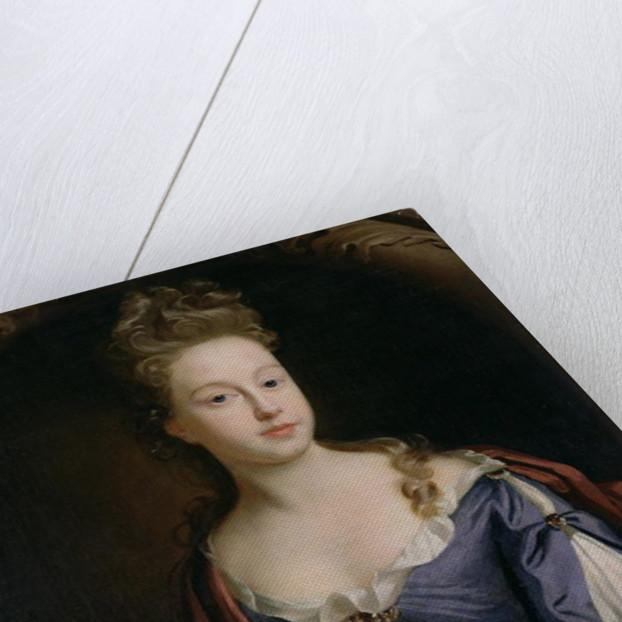 Frances Hales by John Riley
