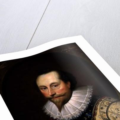 Sir Alexander Temple by Cornelius Janssen van Ceulen