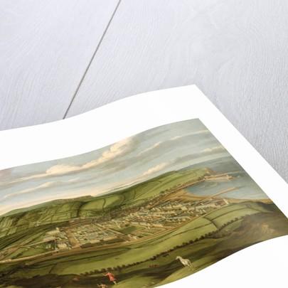 Whitehaven, Cumbria, Showing Flatt Hall by Matthias Read