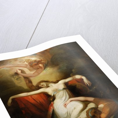 Dido by Henry Fuseli