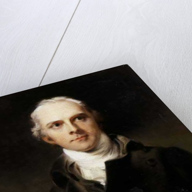 Samuel Lysons 1799 by Sir Thomas Lawrence