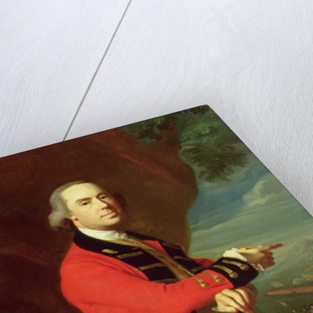 Portrait of General Thomas Gage by John Singleton Copley