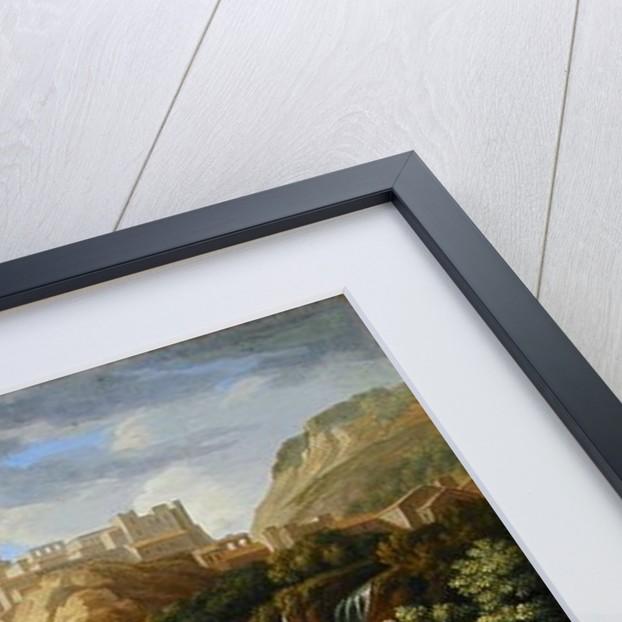 Classical Landscape by Bernard III Lens