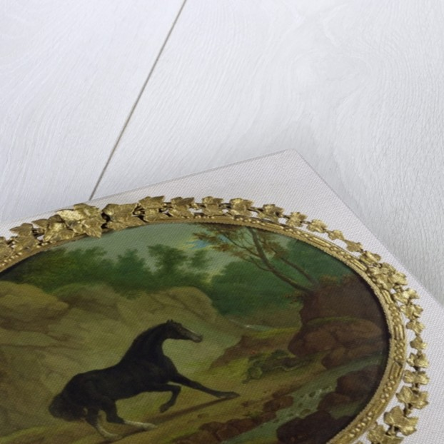 A Horse Frightened by a Snake by Sawrey Gilpin