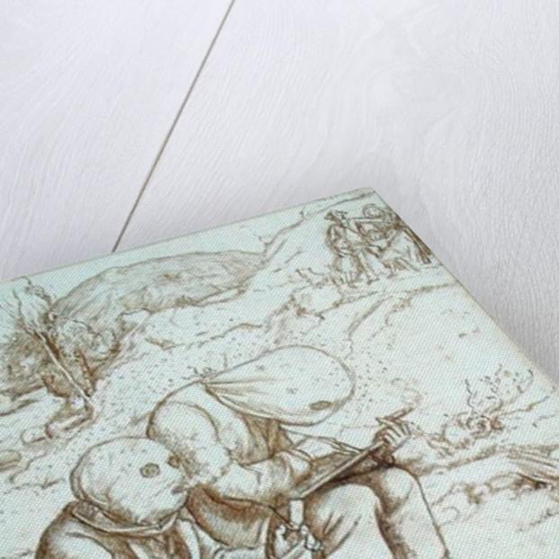 Awful Protection Against Midges by Sir John Everett Millais