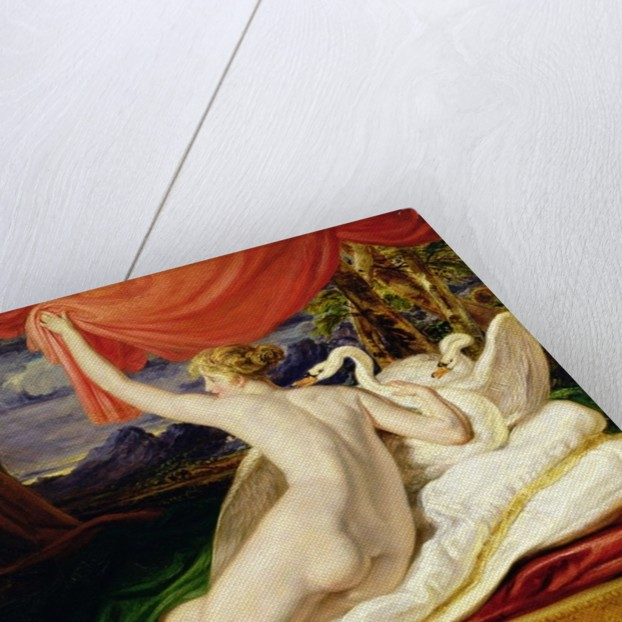 Venus Rising from her Couch by James Ward