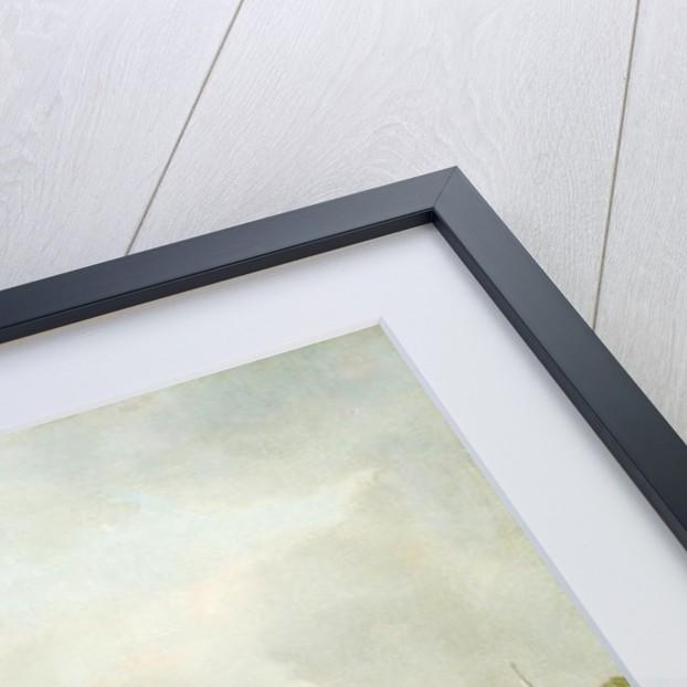 'Unwilling I look up...' by John Inigo Richards