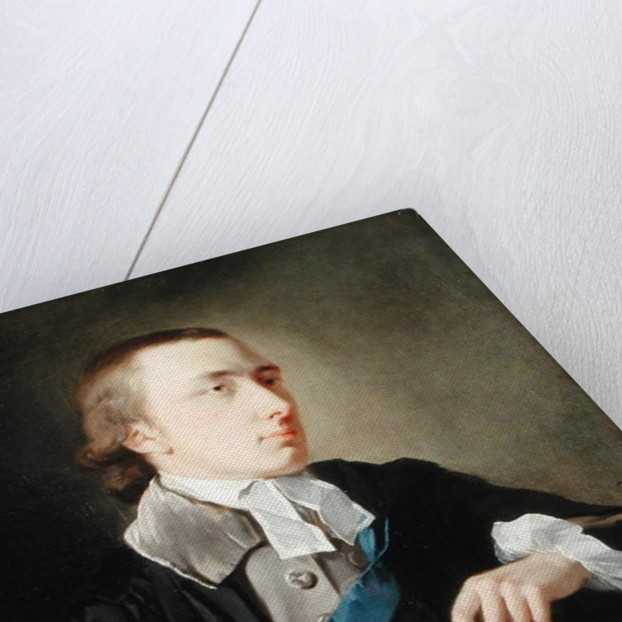 William, later Dr Vyse by Tilly Kettle