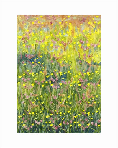 Summer Meadow by Leigh Glover