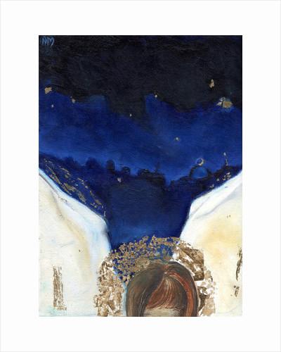 Night the angel got his wings by Nancy Moniz Charalambous