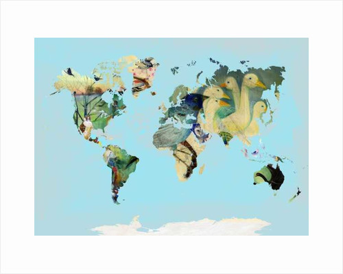 A Bird World by Nancy Moniz Charalambous
