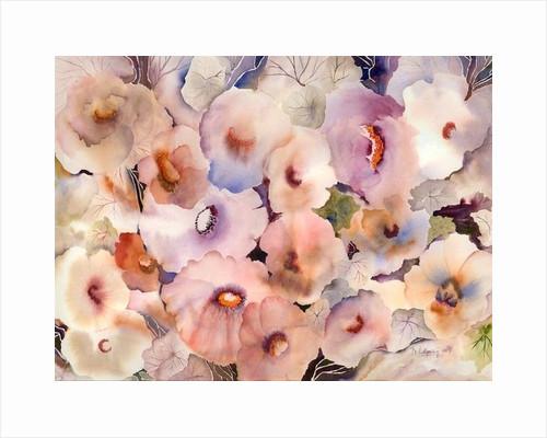 floral dreams by Neela Pushparaj