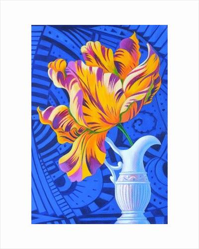 Tulip by Jane Tattersfield