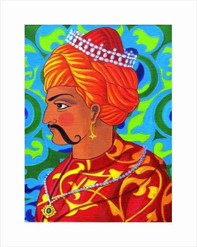 Sultan by Jane Tattersfield