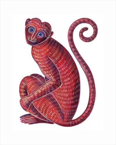 Monkey, 1996 by Jane Tattersfield