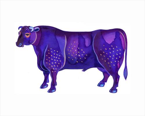 Taurus the Bull, 1996 by Jane Tattersfield