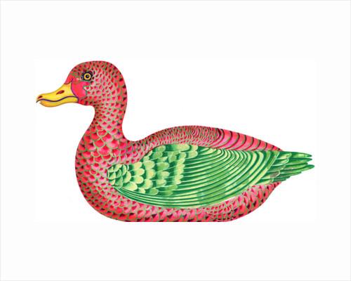 Duck, 1996 by Jane Tattersfield