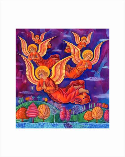 Angels, 1999 by Jane Tattersfield