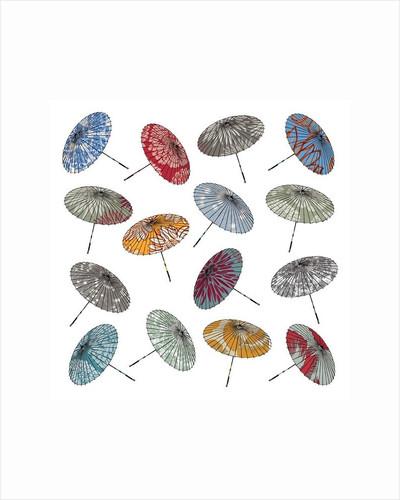 Parasols by Sarah Hough