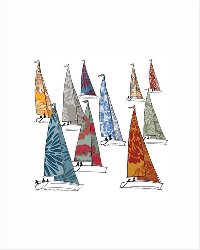 Regatta by Sarah Hough