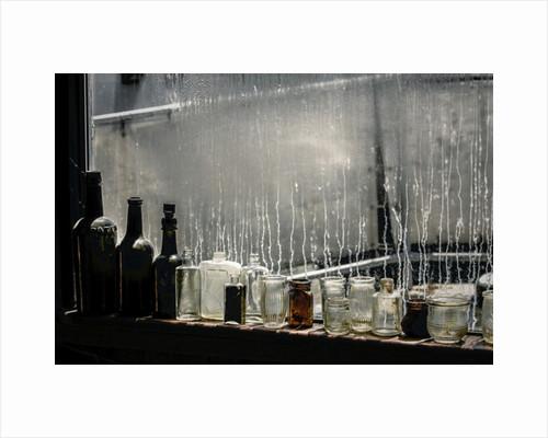 Toby's Bottles (Sun shower) by Alice Gur-Arie