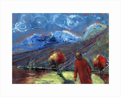 Walk in the Blue Mountains, Autumn by Gigi Sudbury