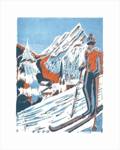 Ski by Charlotte Orr